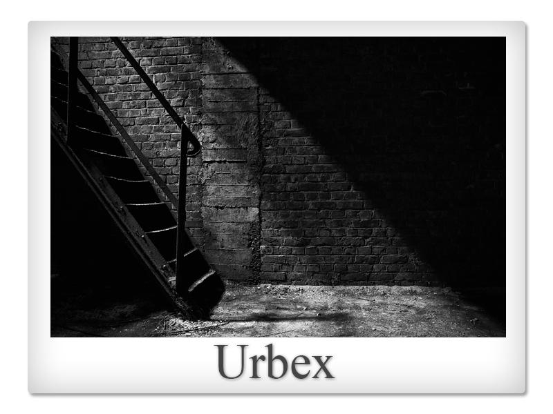 Polaroid urbex