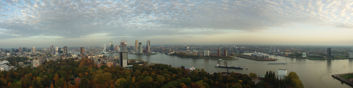 rotterdam haven-429 Panorama