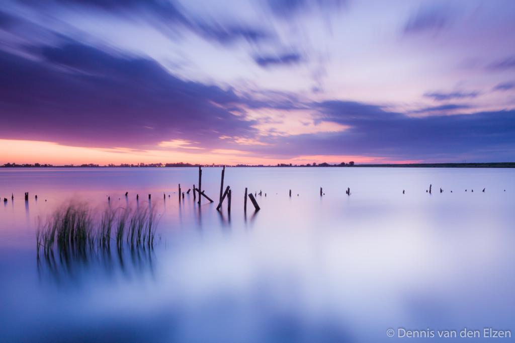 zonsopgang ijsselmeer-2